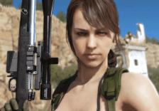 Metal Gear Solid 5 How to Get Quiet