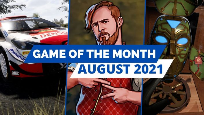 Month in Review: The Best Games of August 2021