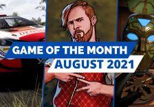 best games august 2021