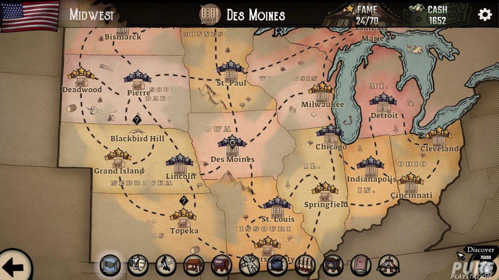 the amazing american circus screenshot 8