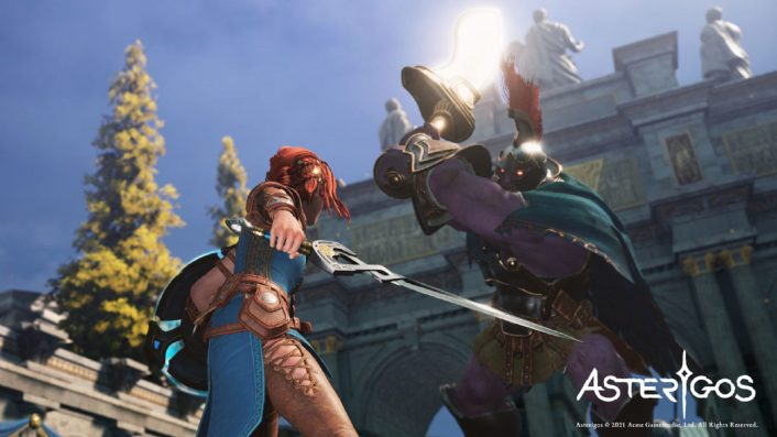 Greek Inspired RPG Asterigos Confirmed for PS5, PS4