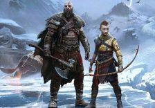 Kratos and boy
