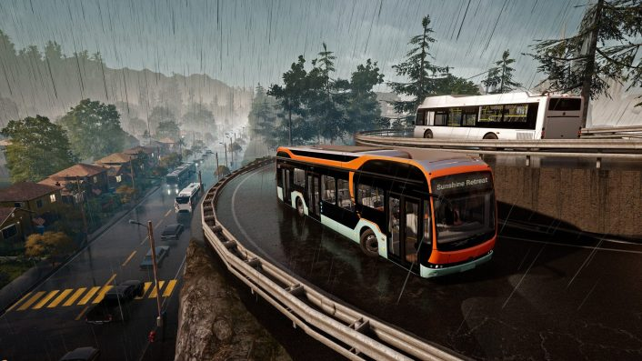 Review: Bus Simulator 21 - PS5, PS4