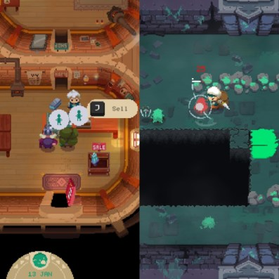 How to Upgrade your Shop in Moonlighter