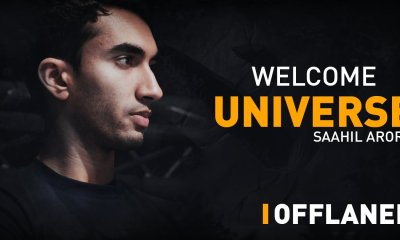 Universe Fnatic Dota 2'ye Transfer Oldu!