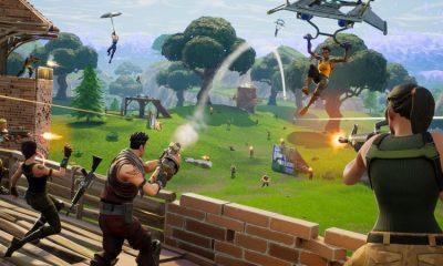 Fortnite 3.4 Milyon Anlık Oyuncuyla PUBG'yi geçti