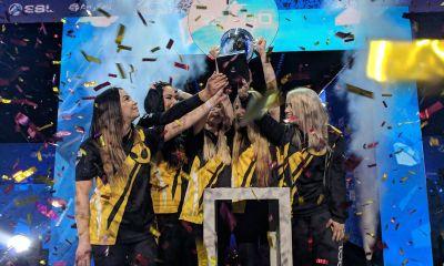 Team Dignitas Female Intel Challenge Katowice'ı Kazandı!