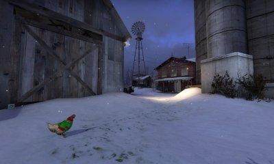 Valve, kar topu savaşı, 10 Yıl Rozeti