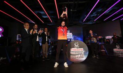 TESFED Türkiye Kupası Galatasaray