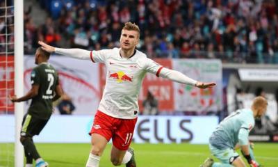Timo Werner, Bundesliga'da ayın oyuncusu seçildi!