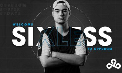 Sixless, Cloud 9'a transfer oldu!