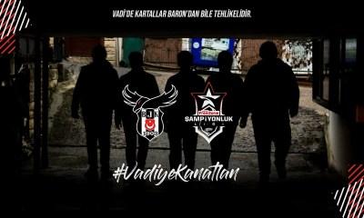 Beşiktaş VFŞL 2020 Kadrosunu Kısa Film İle Duyurdu