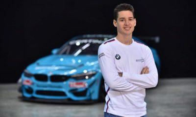 Cem Bölükbaşı 2020 GT4 Avrupa Şampiyonası'nda Yarışacak