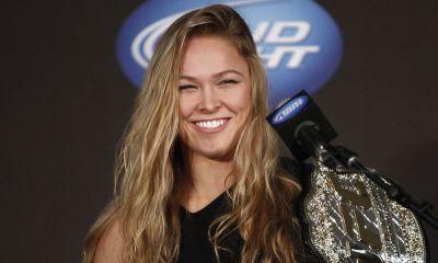 UFC ve WWE Şampiyonu Ronda Rousey Facebook Yayınlarına Başlıyor