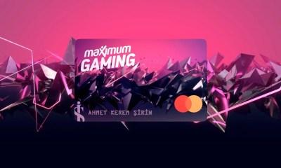 VFŞL Biletlerinde Maximum Gaming Kart'a Özel %15 İndirim
