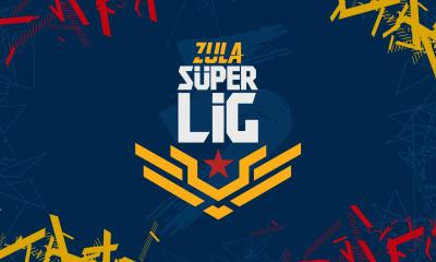 Zula Süper Lig 5.Sezon 5.Haftanın En İyileri Duyuruldu