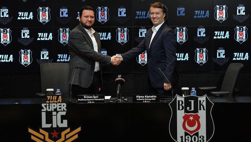 Zula Süper Lig Finalleri'ne doğru: Beşiktaş Esports