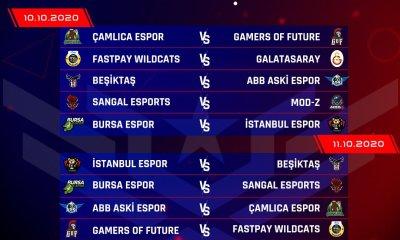 Zula Süper Lig'de 7. hafta karşılaşmaları başlıyor!