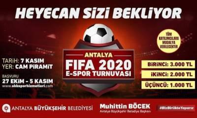 Antalya Büyükşehir Belediyesi FIFA 20