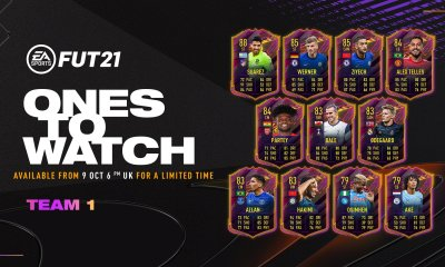 FIFA 21'de Ones To Watch Takım 1 belli oldu