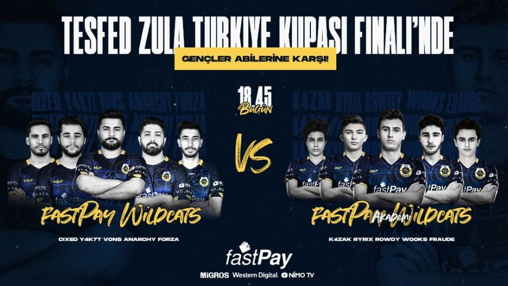 TESFED Zula Türkiye Kupası