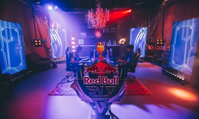 Red Bull Solo Q League of Legends