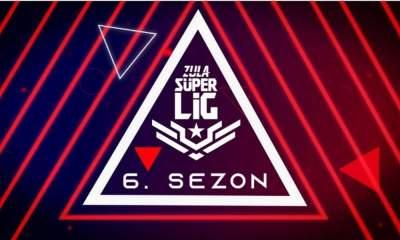 Zula Süper Lig 8. Hafta Haftanın Beşi