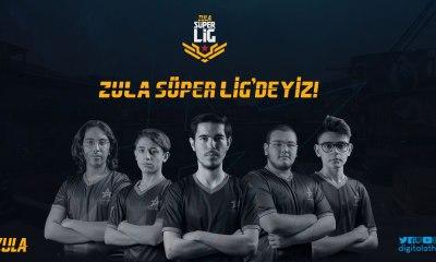 Digital Athletics Zula Süper Lig