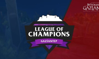 Gaziantep League of Legends