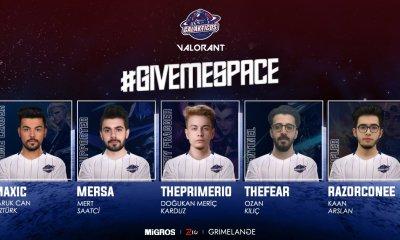 Team Galakticos Valorant
