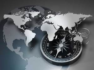 bigstock_World_Map_And_Compass_990870