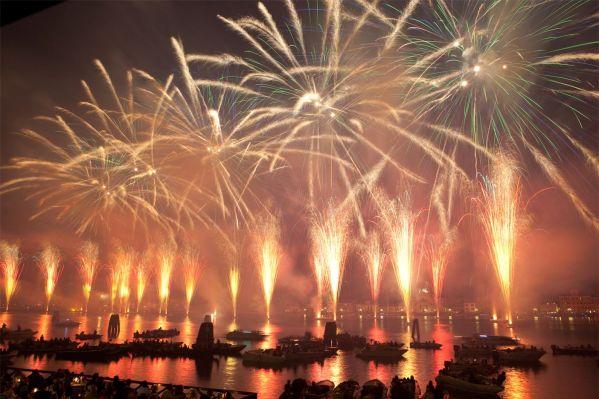 The Festa del Redentore .
