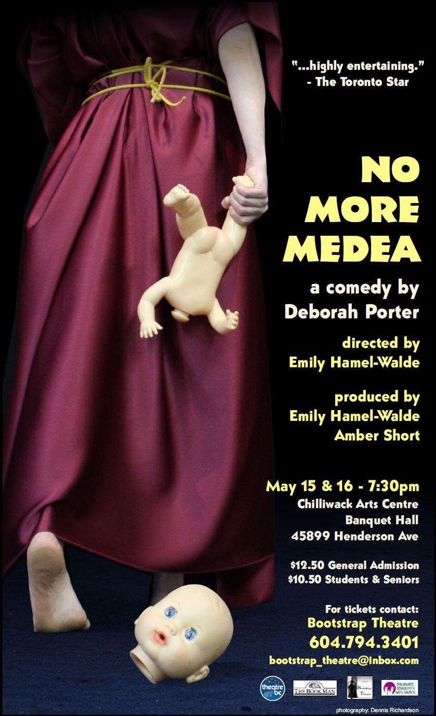 No More Medea