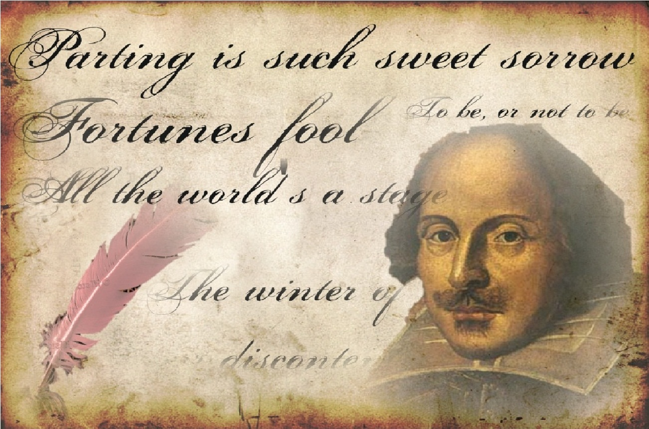 Strictly Shakespeare