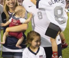 Clint Dempsey's Wife Bethany Dempsey