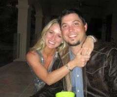 Josh Beckett's Wife Holly Fisher