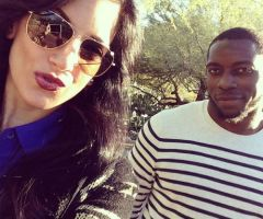Rashard Mendenhall's Girlfriend Sandra Lee Romah
