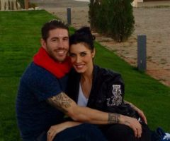 Sergio Ramos' Girlfriend Pilar Rubio