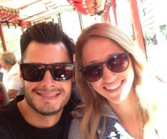 Joe Kelly's Wife Ashley Parks