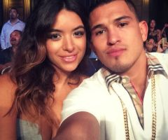 Anthony Pettis' Girlfriend Alexandra Cartagena