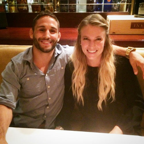 Chad-Mendes-Girlfriend-Abby-Raines-pics