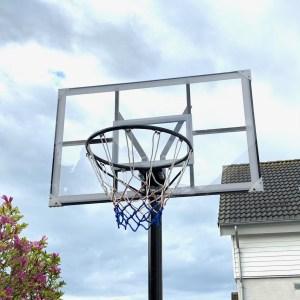 Ballground Highlight Dunk PRO Mobil Basketball Stander