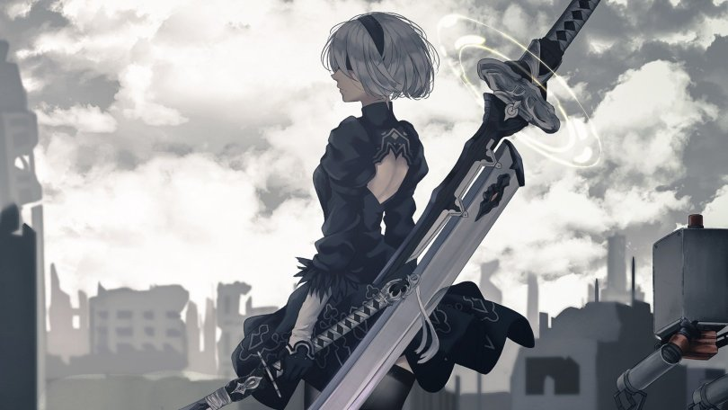 nier automata torrent