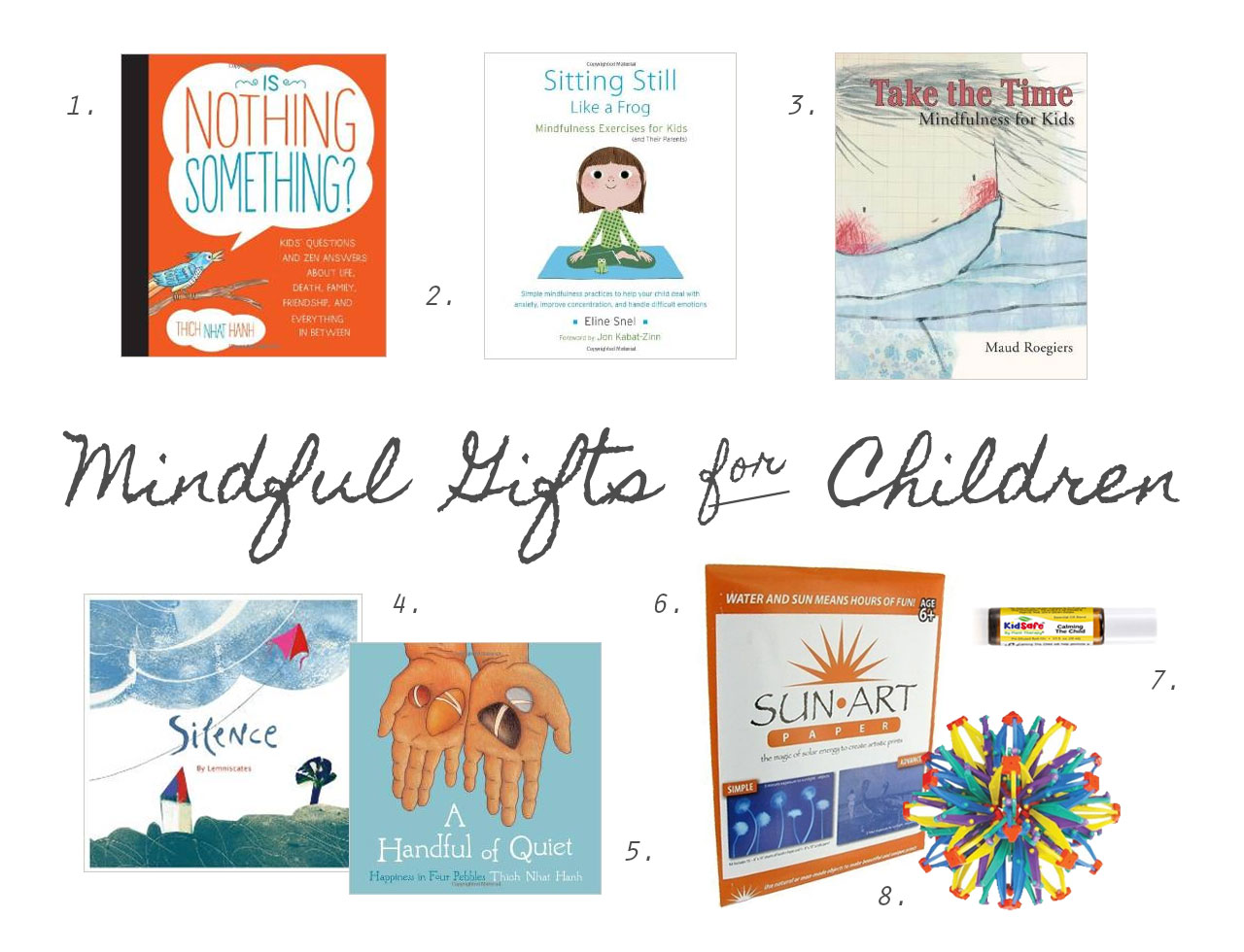 Mindful Ts For Children