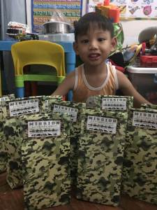 Playful Life with Kids DIY: Army Themed Birthday Party 3