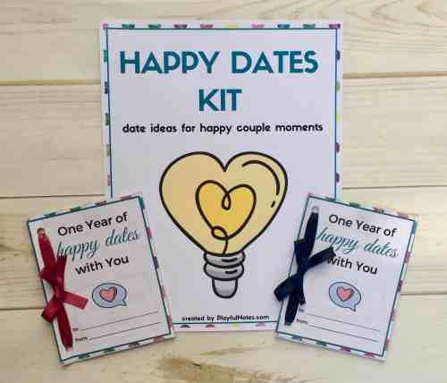 one year of date ideas for happy couples a love coupon book for parents