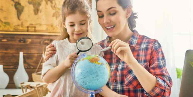 geography activities for toddlers and preschoolers