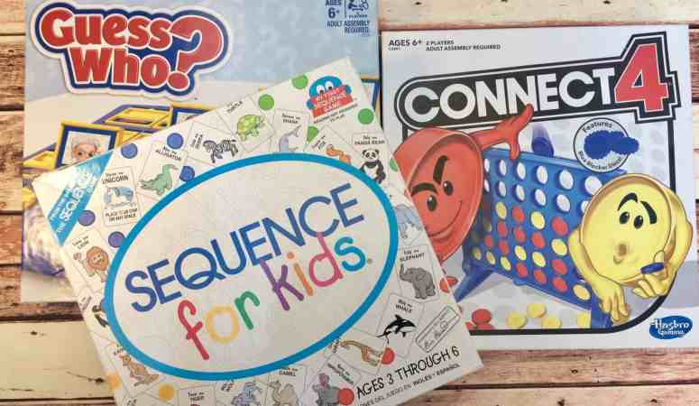 10 of the best board games for preschoolers that will bring fun to you too