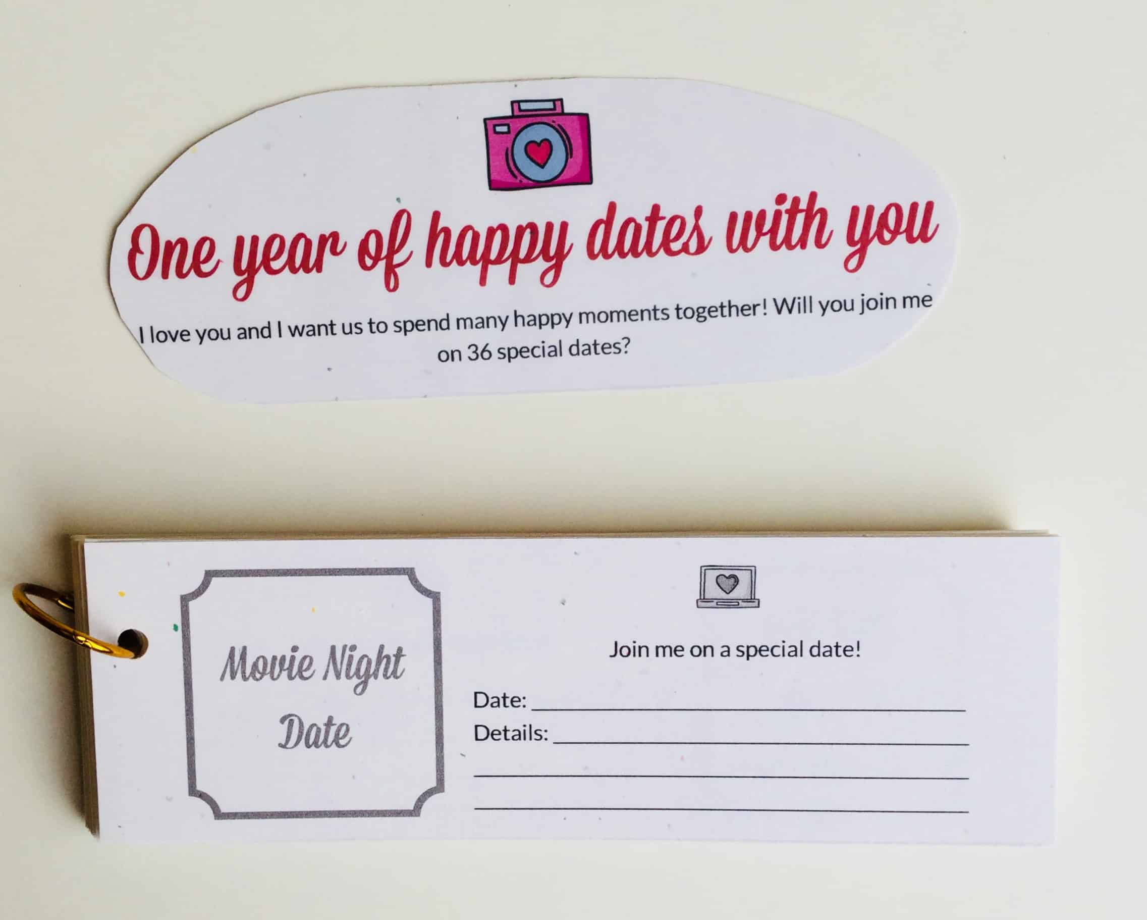 love coupon book for parents