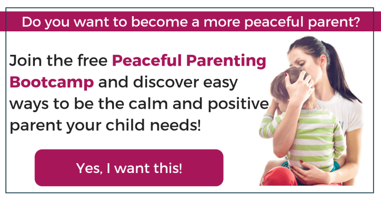 Peaceful Parenting Bootcamp
